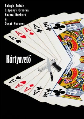 Kártyavető borító